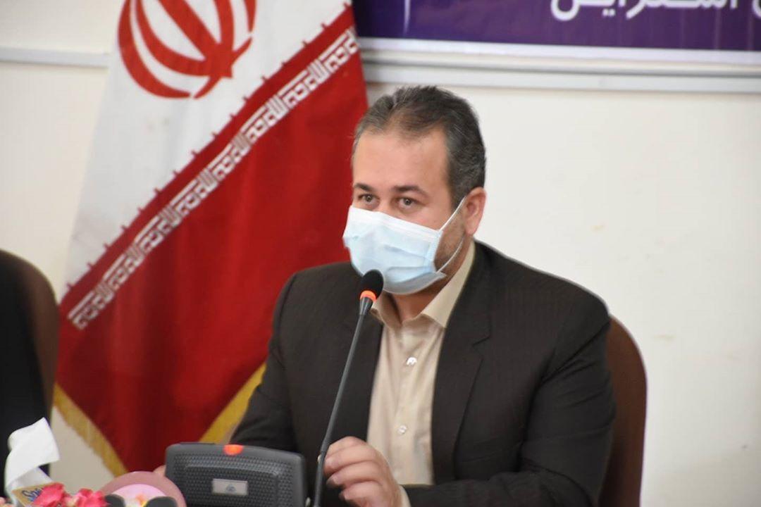خبرنگاران ورودی تفرجگاه های روستایی اسفراین بسته شد