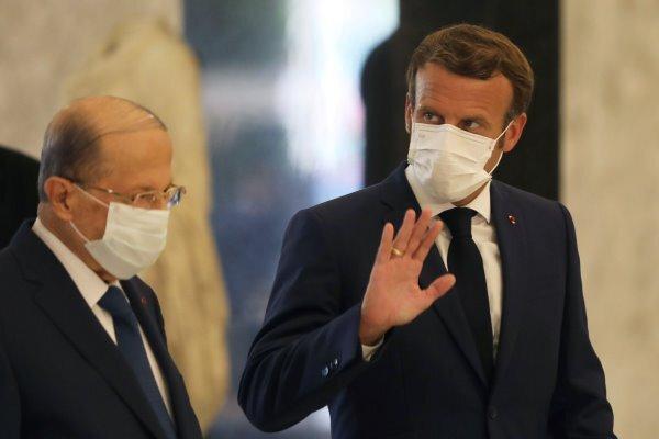اذعان رئیس جمهور فرانسه بر هویت ملی حزب الله لبنان