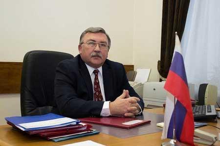 استقبال مسکو از بیانیه مشترک ایران و آژانس بین المللی انرژی اتمی