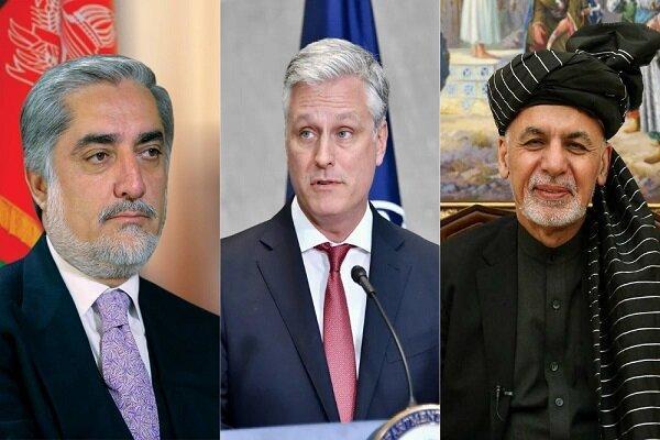 فشار آمریکا بر دولت افغانستان برای آغاز مذاکرات بین افغانی