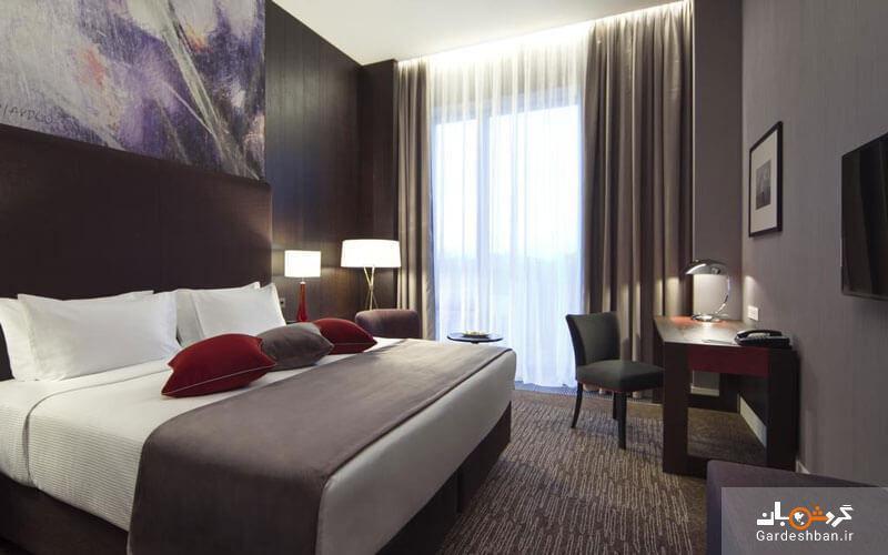 هتل دابل تری بای هیلتون مارینا؛اقامتی لوکس در مسکو، عکس