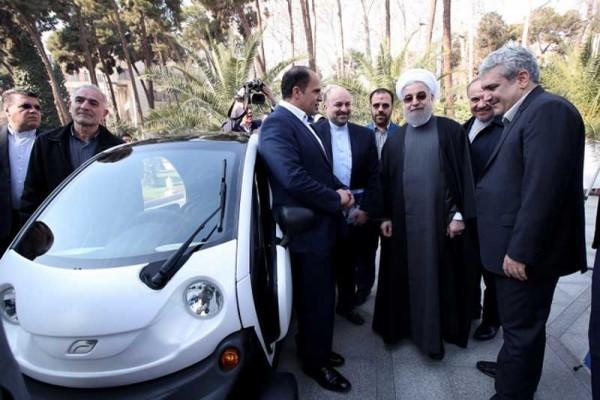 همکاری مشترک برای تولید و توسعه خودروهای برقی