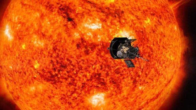 پارکر رکورد نزدیک شدن به خورشید را شکست