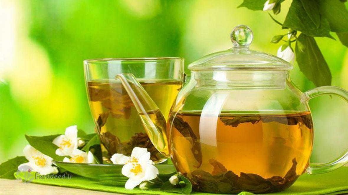 نوشیدن چای سبز در این زمان ها ممنوع!