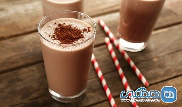 شیر کاکائو؛ بهترین نوشیدنی بعد از ورزش