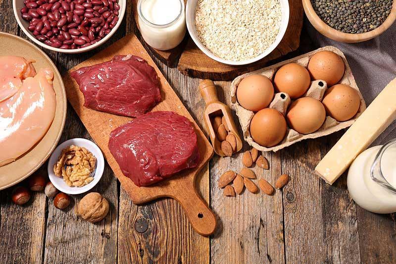 پروتئین فقط در گوشت نیست