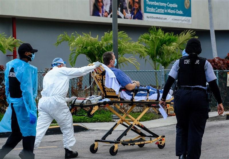 آمریکا رکورد زد: ثبت 246 هزار مبتلاء جدید به کرونا در شب گذشته!