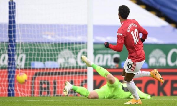 لستر 2 - 2 یونایتد؛ جنگ مدعیان برنده نداشت