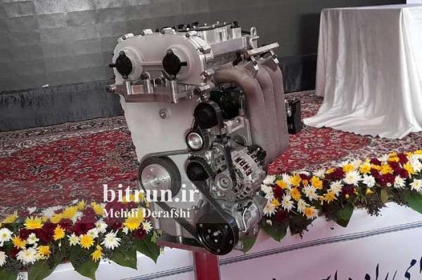 خودروی جدید در ایران خودرو تولید خواهد شد