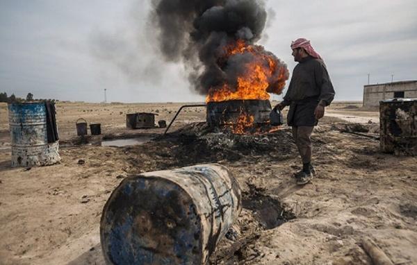 خبرنگاران درآمد ماهیانه یک میلیون دلاری گروه تروریستی تحریر الشام از نفت سوریه