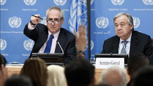 خبرنگاران سازمان ملل:گوترش در خصوص افغانستان با سایر کشورها در ارتباط است