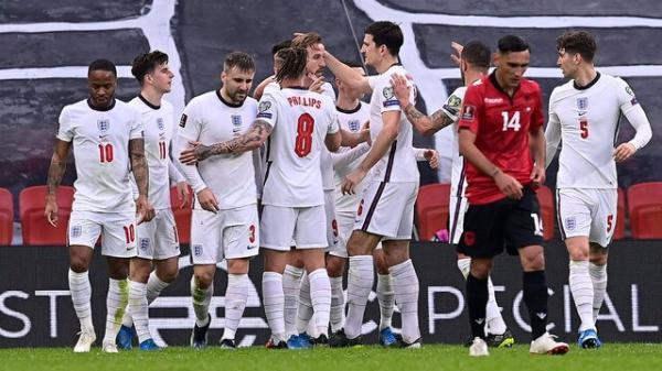 پیروزی انگلیس و اسپانیا در انتخابی جام جهانی