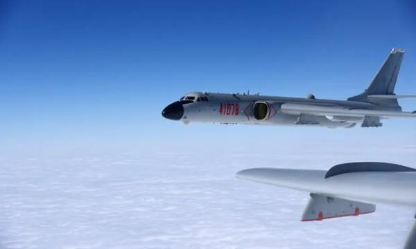 تایوان بزرگترین نفوذ نیروی هوایی چین به منطقه پدافند هوایی اش را ثبت کرد