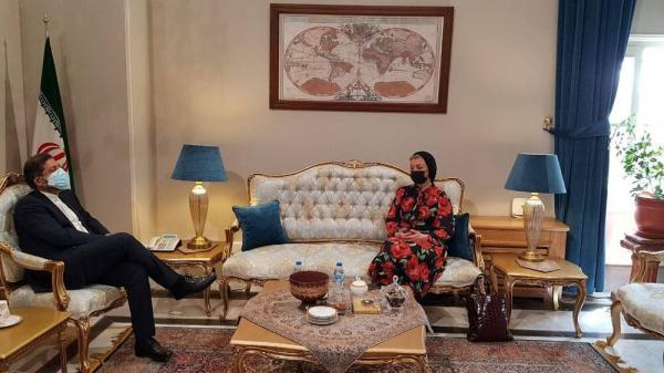 ملاقات سخنگویان وزارت خارجه ایران و روسیه در تهران