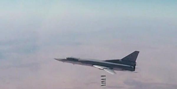 حدود 200 تروریست در حمله هوایی روسیه در سوریه کشته شدند