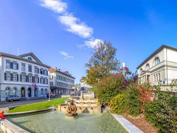 معرفی روستای زیبا و سرسبز آپنزل در کشور سوئیس