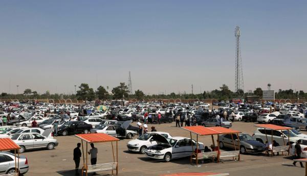 خودروهای کارکرده بازار در محدوده 300 تا 500 میلیون تومان