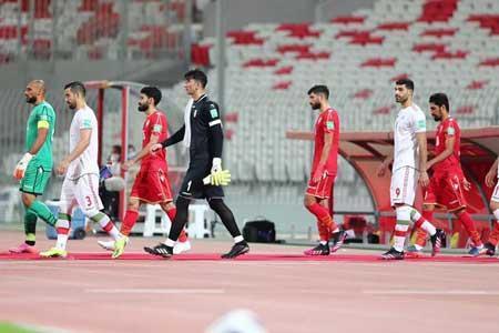 واکنش نماینده پادشاه بحرین به باخت مقابل ایران ، همه برنده شدند!