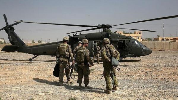 آمریکا کنترل یک پایگاه نظامی کلیدی را به دست نیروهای افغان سپرد