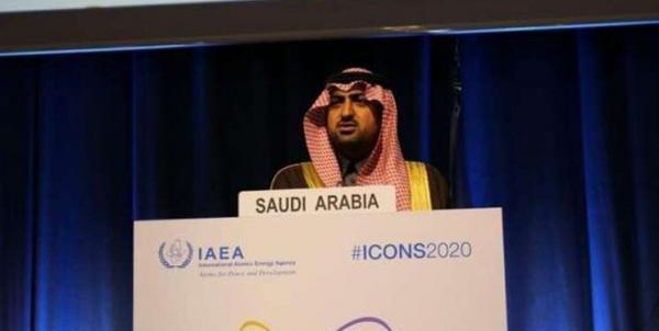 اظهارات ضدایرانی نماینده سعودی درباره غنی سازی 20درصدی