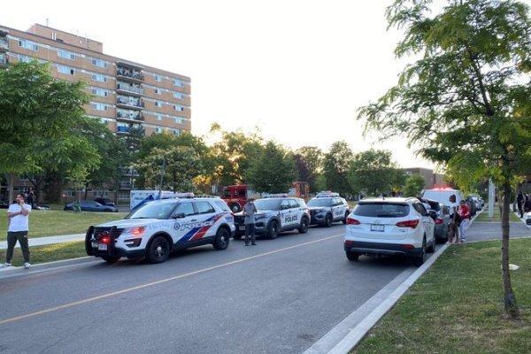 تیراندازی در تورنتو کانادا، 5 نفر از جمله سه کودک زخمی شدند