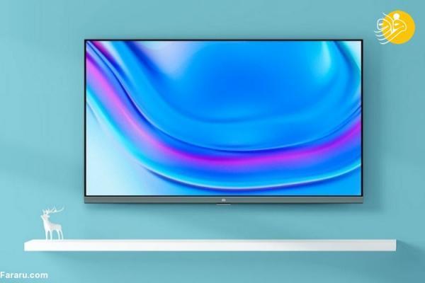 تلویزیون مقرون به صرفه و بدون لبه شیائومی