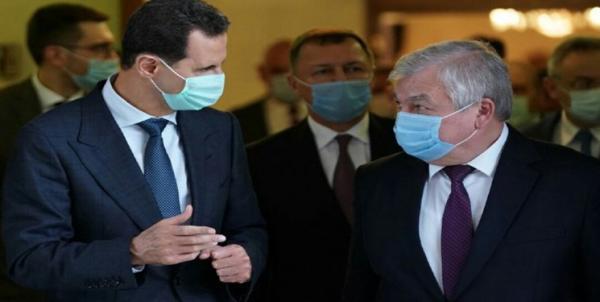 روسیه: اوضاع در سوریه به سمت ثبات پیش می رود