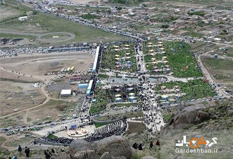 آشنایی با مجموعه تفریحی و کوهستانی ائل داغی زنجان، تصاویر