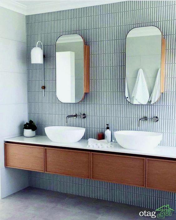 معرفی ایده ها و مدهای تازه در طراحی دکوراسیون حمام