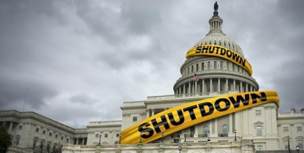 احتمال تعطیلی دوباره دولت آمریکا