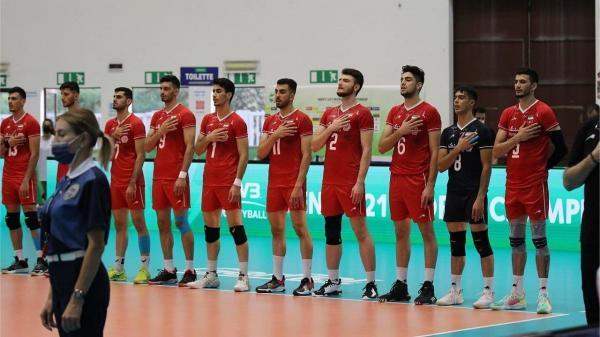 والیبال جوانان دنیا، ایران به جمع رکورد داران پیوست