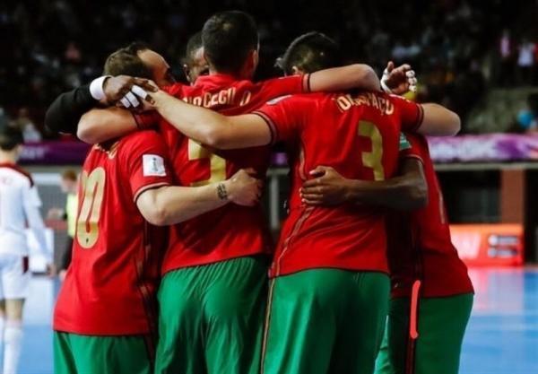 جام جهانی فوتسال ، کامبک پرتغال مقابل اسپانیا و صعود به نیمه نهایی